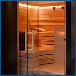 Zawiasy do sauny